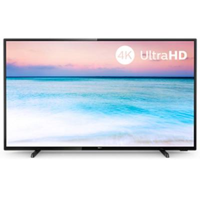 Телевизор philips 43 инча 4k (3840 x 2160), dvb-t/t2/t2-hd/c/s/s2, 1000 picture performance index, hdr 10+, pixel precise ultra hd, 43pus6504/12