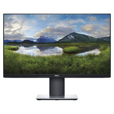 Монитор, dell p2319h, 23 инча wide led anti-glare, ips panel, 5ms, 1000:1, 250 cd/m2, 1920x1080 fullhd, vga, hdmi, p2319h