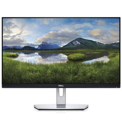 Монитор, dell s2319h, 23 инча wide led, ips glare, ultrathin, fullhd 1920x1080, 5ms, 1000:1, 250 cd/m2, vga, hdmi, s2319h_5y