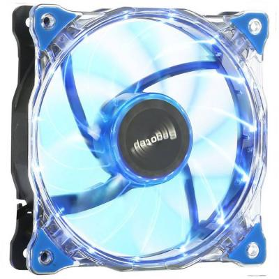 Вентилатор segotep polar wind 120 blue led, polarwnd-bl_vz