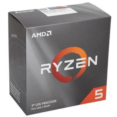 Процесор amd ryzen 5 3600 4.2 box, am4, 65w tdp, aw100100000031box