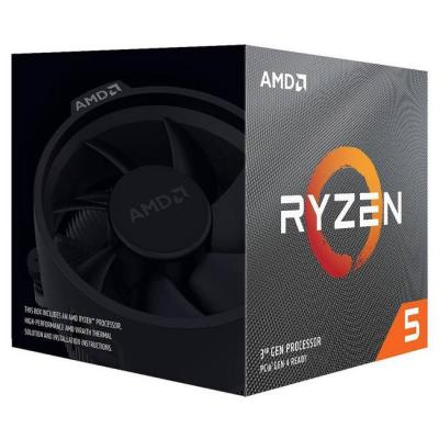 Процесор amd ryzen 5 3600x 6-core 3.8 ghz (4.4 ghz turbo) 35mb/95w/am4/box, amd-am4-r5-ryzen-3600x