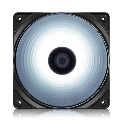 Вентилатор deepcool rf120w, 1300 rpm, hydro bearing, white led, dp-fled-rf120-wh
