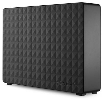 Външен диск seagate expansion desktop 6tb 3.5 инча usb 3.0, черен, steb6000403
