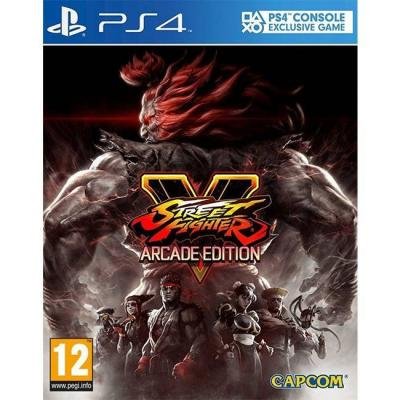 Игра street fighter v: arcade edition (ps4), 5055060946787