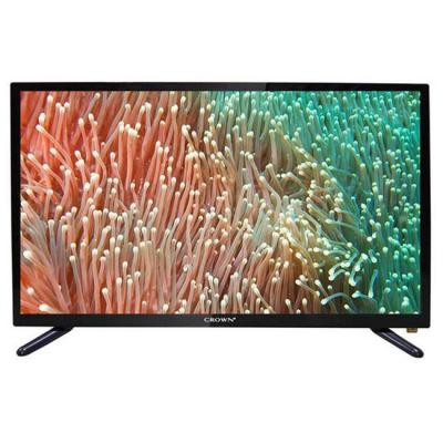 Телевизор crown 2433t2, 1366x768 hd ready, 24 inch, 60 см, led