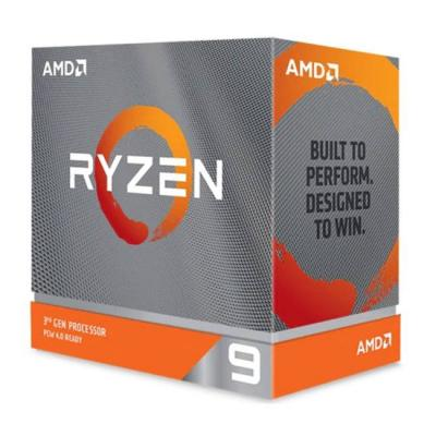 Процесор amd ryzen 9 3900xt, 3.80 ghz (turbo 4.70 ghz), am4, 6 mb l2/64 mb l3, 105 w, box, 100-100000277wof