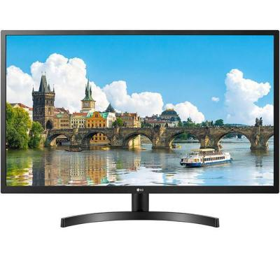 Монитор lg 32mn500m-b, 32 инча full hd ips monitor, 1920 x 1080, with freesync, ips panel, 5ms, 1200:1, hdmi, headphone out, tilt, черен, 32mn500m-b