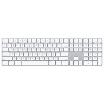 Клавиатура apple magic keyboard with numeric keypad - us layout, mq052lb/a - разопакован продукт