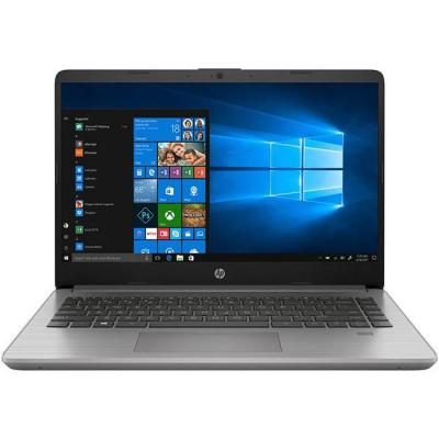Лаптоп hp 340s g7, i5-1035g1, 14 инча, fhd, 1920 x 1080, 8gb, ddr4, 512gb, pcie ssd, intel uhd graphics, сив, 131r3ea#aks