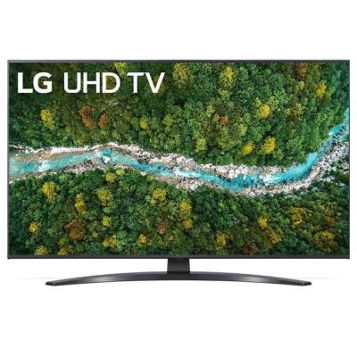Телевизор lg 43up78003lb, 43 инча 4k ips ultrahd tv 3840 x 2160, webos smart tv,4k, wifi , wi-di,  hdmi, ci, lan, usb, dark, 43up78003lb