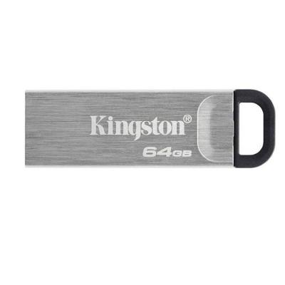 Флаш памет kingston 64gb, usb 3.2, сребрист, 64gb usb3 kingston dtkn