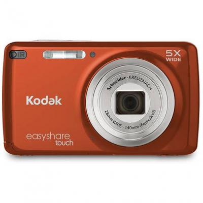 Цифров фотоапарат kodak touch m577 red